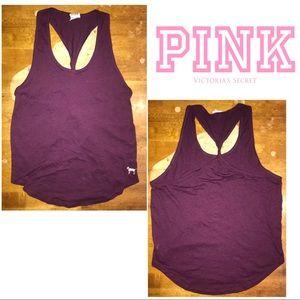 Pink Victoria Secrets tank top